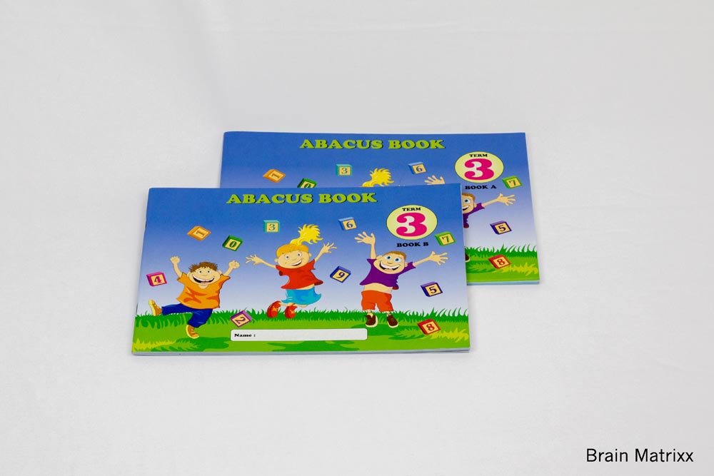 Abacus Book 3rd Level(Book A & Book B) (133)